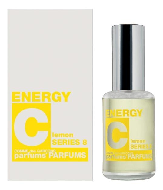 Comme Des Garcons Energy C Lemon: туалетная вода 30мл редакция газеты труд 7 труд 7 53 54 2020