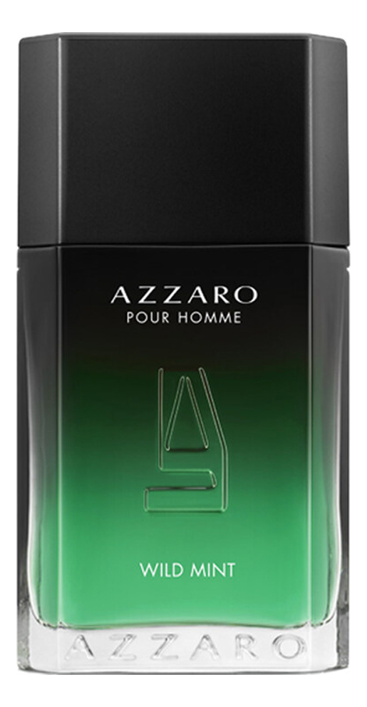 Pour Homme Wild Mint: туалетная вода 100мл azzaro naughty leather pour homme туалетная вода 100мл