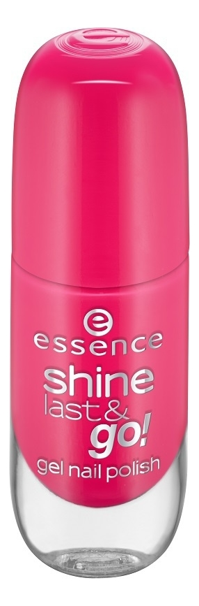 Купить Лак для ногтей Shine Last & Go! 8мл: 13 Legally Pink, Лак для ногтей Shine Last & Go! 8мл, essence