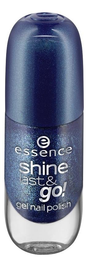 Купить Лак для ногтей Shine Last & Go! 8мл: 32 City Of Stars, Лак для ногтей Shine Last & Go! 8мл, essence