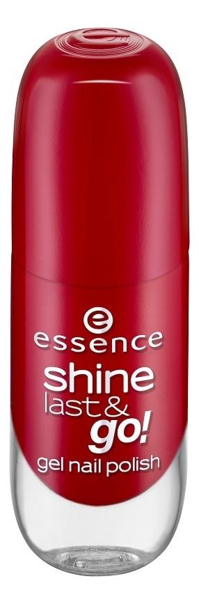 Купить Лак для ногтей Shine Last & Go! 8мл: 16 Fame Fatal, Лак для ногтей Shine Last & Go! 8мл, essence