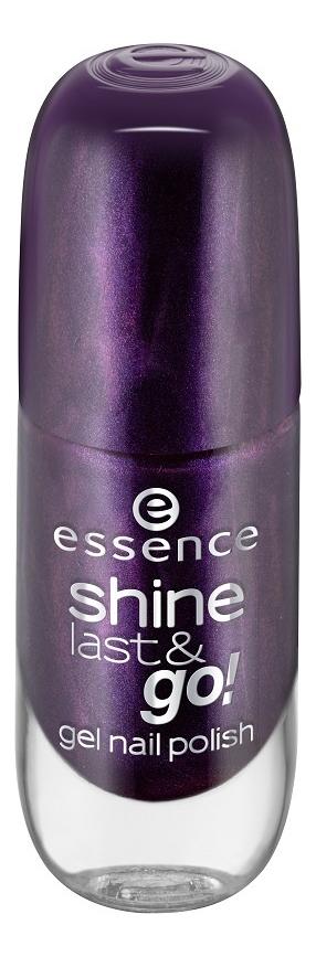 Купить Лак для ногтей Shine Last & Go! 8мл: 25 Arabian Nights, Лак для ногтей Shine Last & Go! 8мл, essence