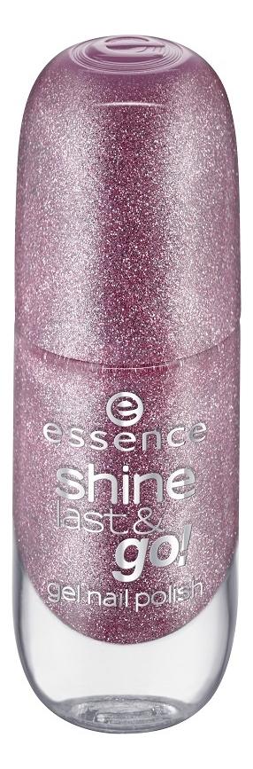 Купить Лак для ногтей Shine Last & Go! 8мл: 11 My Sparkling Darling, Лак для ногтей Shine Last & Go! 8мл, essence