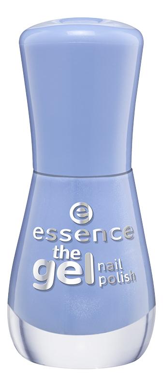 Лак для ногтей The Gel Nail Polish 8мл: No 93 essence лак для ногтей белый the gel nail тон 33 8 мл