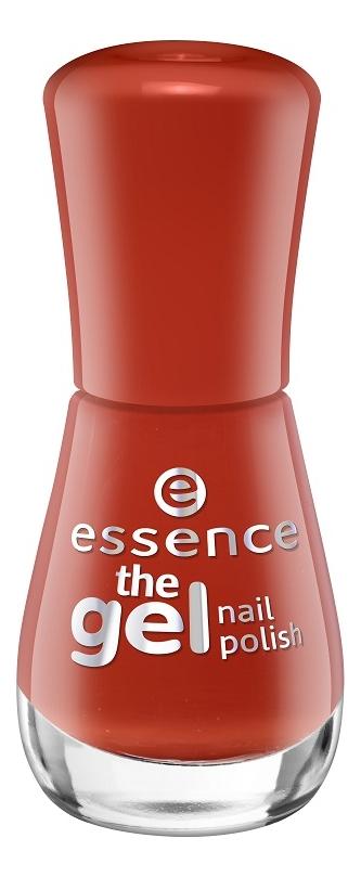 Лак для ногтей The Gel Nail Polish 8мл: No 117 essence the gel nail лак для ногтей свекольный тон 10 8 мл