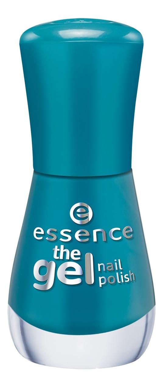 Лак для ногтей The Gel Nail Polish 8мл: No 64 essence the gel nail лак для ногтей свекольный тон 10 8 мл