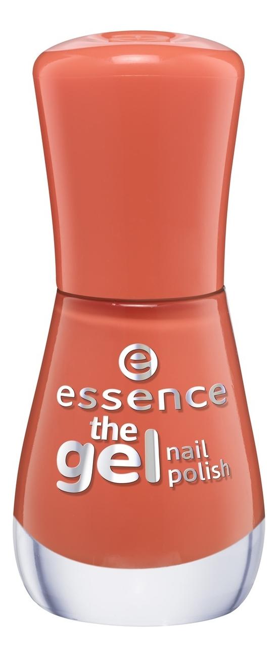 Лак для ногтей The Gel Nail Polish 8мл: No 96 essence лак для ногтей белый the gel nail тон 33 8 мл
