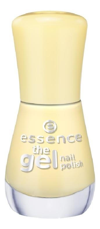 Лак для ногтей The Gel Nail Polish 8мл: No 38 essence the gel nail лак для ногтей свекольный тон 10 8 мл