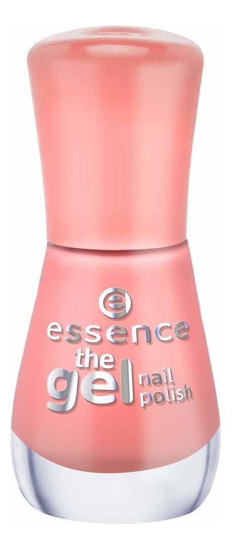 Лак для ногтей The Gel Nail Polish 8мл: No 24 essence лак для ногтей белый the gel nail тон 33 8 мл