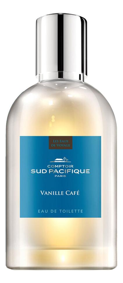 Vanille Cafe: туалетная вода 10мл, Comptoir Sud Pacifique  - Купить