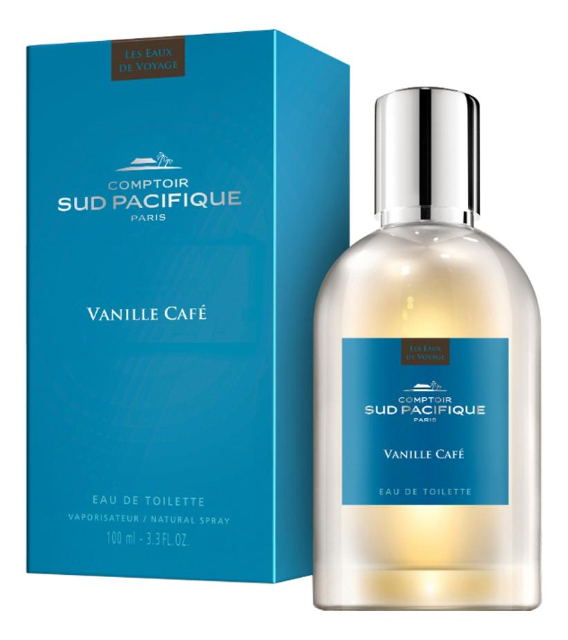 Купить Vanille Cafe: туалетная вода 100мл, Comptoir Sud Pacifique