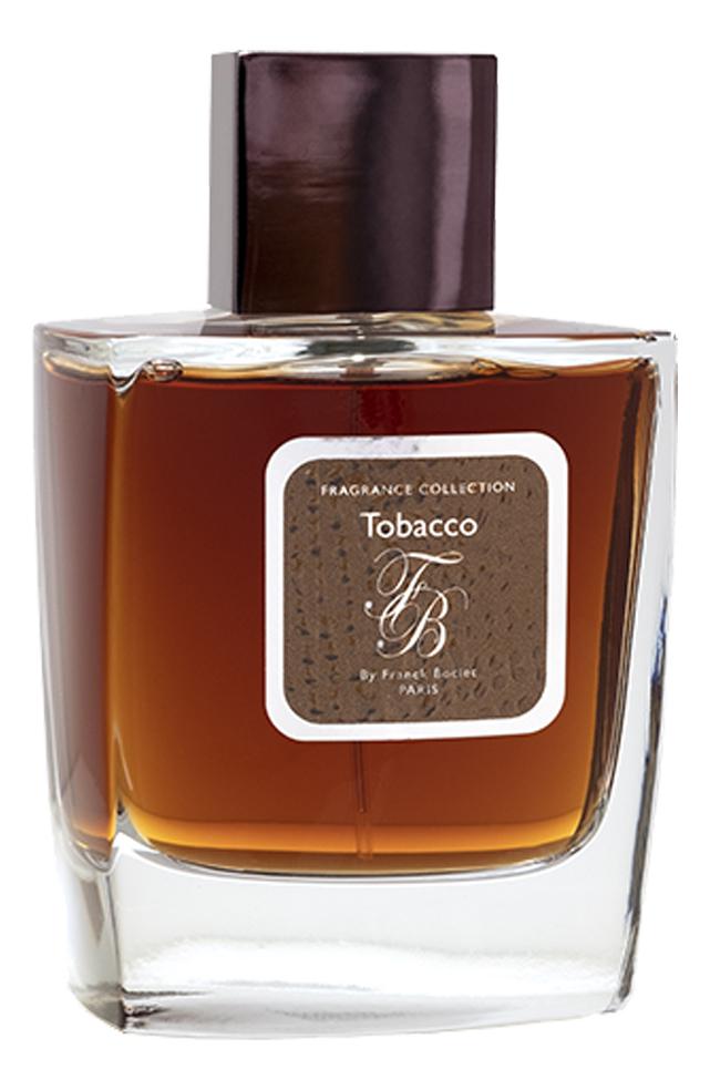 Купить Tobacco: парфюмерная вода 2мл, Franck Boclet