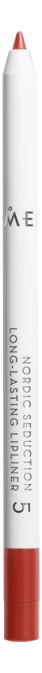 цена на Устойчивый карандаш для губ Nordic Seduction Longlasting Lipliner 0,5г: No 5