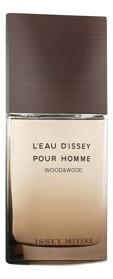 Фото - Issey Miyake L'Eau D'Issey Pour Homme Wood & Wood: парфюмерная вода 100мл тестер issey miyake l eau d issey pour homme fraiche туалетная вода 100мл тестер
