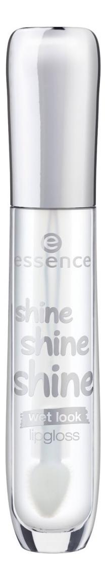 Блеск для губ Shine Shine Shine Lipgloss 5мл: No 01 блеск для губ shine shine shine lipgloss 5мл no 15