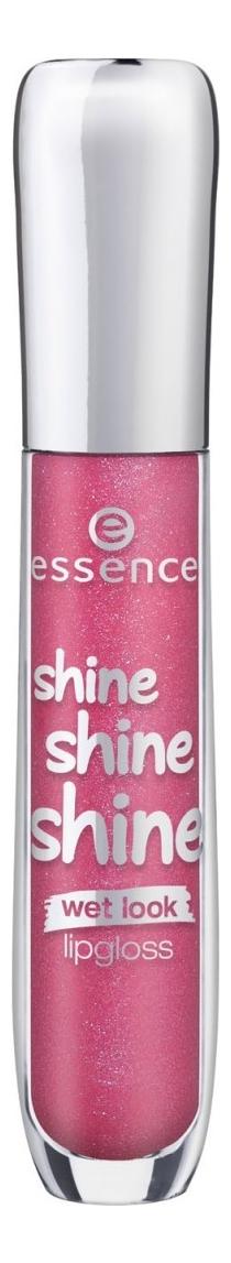 цена Блеск для губ Shine Shine Shine Lipgloss 5мл: No 03 онлайн в 2017 году
