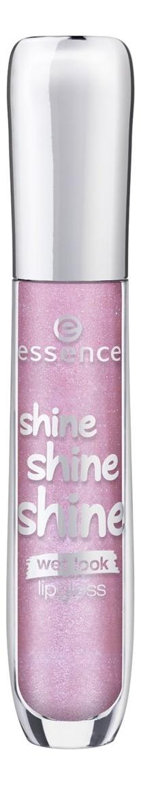 цена Блеск для губ Shine Shine Shine Lipgloss 5мл: No 15 онлайн в 2017 году