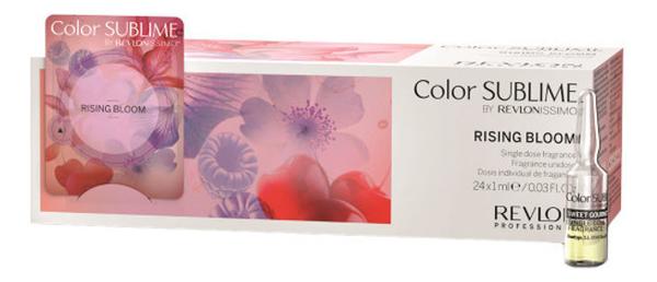Аромамасло для добавления в краситель Color Sublime Rising Bloom 24*1мл