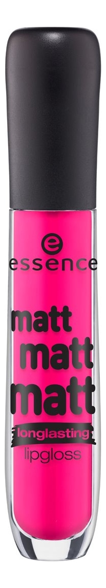 Матовый блеск для губ Matt Matt Matt Lipgloss 5мл: 10 Strawberry Skies кроссовки matt nawill matt nawill ma085amdolz3