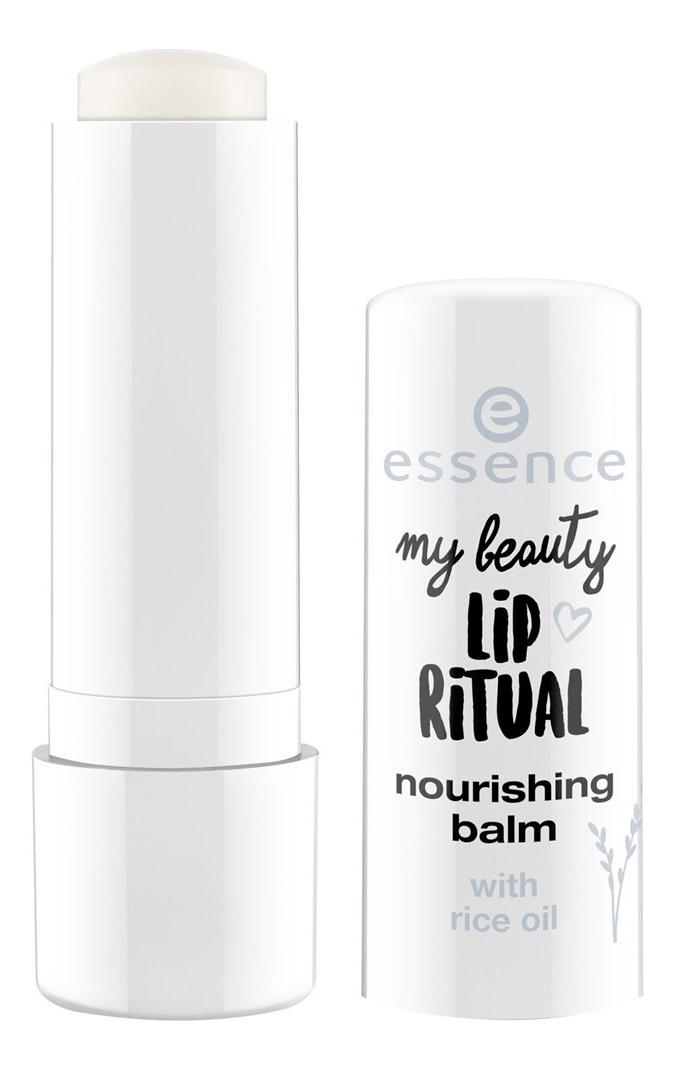 Бальзам для губ My Beauty Lip Ritual 4,8г: 02 Nourishing