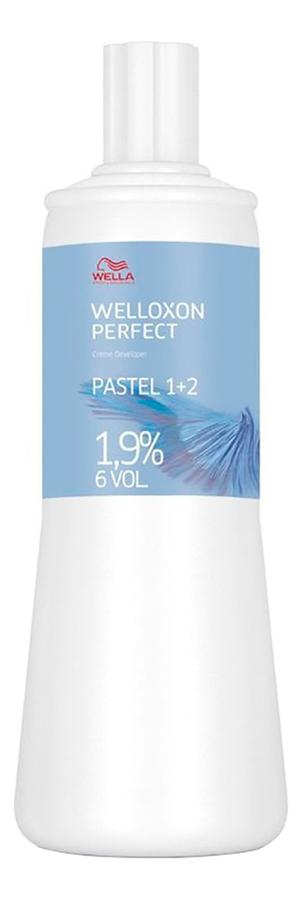 Купить Окислитель Welloxon Perfect 1, 9%: Окислитель 1000мл, Wella