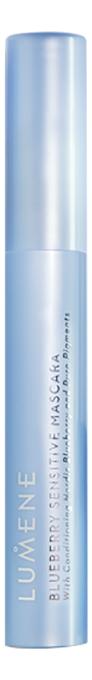 Тушь для чувствительных глаз с экстрактом черники Nordic Chic Blueberry Sensitive Mascara 9мл