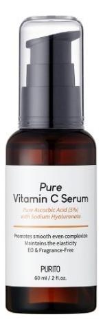 Купить Высококонцентрированная сыворотка для лица Pure Vitamin C Serum 60мл, PURITO
