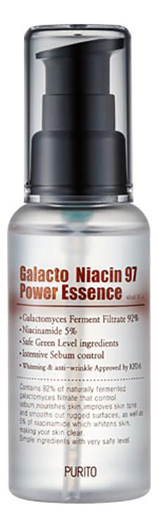 Обновляющая активная эссенция для лица Galacto Niacin 97 Power Essence 60мл недорого