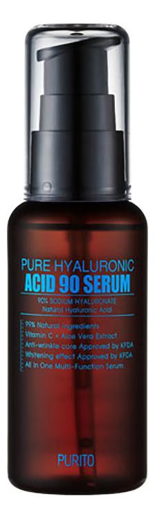 Сыворотка для интенсивного увлажнения кожи лица Pure Hyaluronic Acid 90 Serum 60мл