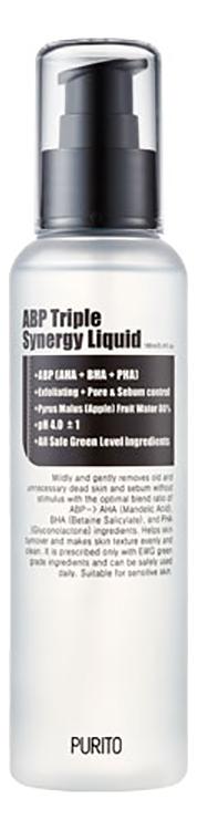 Купить Эссенция для обновления кожи лица ABP Triple Synergy Liquid 160мл, PURITO