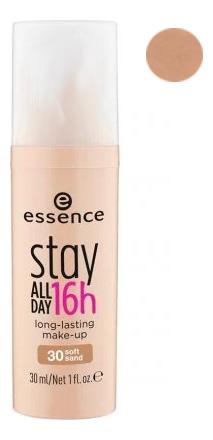 Купить Тональный крем для лица Stay All Day Long 30мл: 30 Soft Sand, essence
