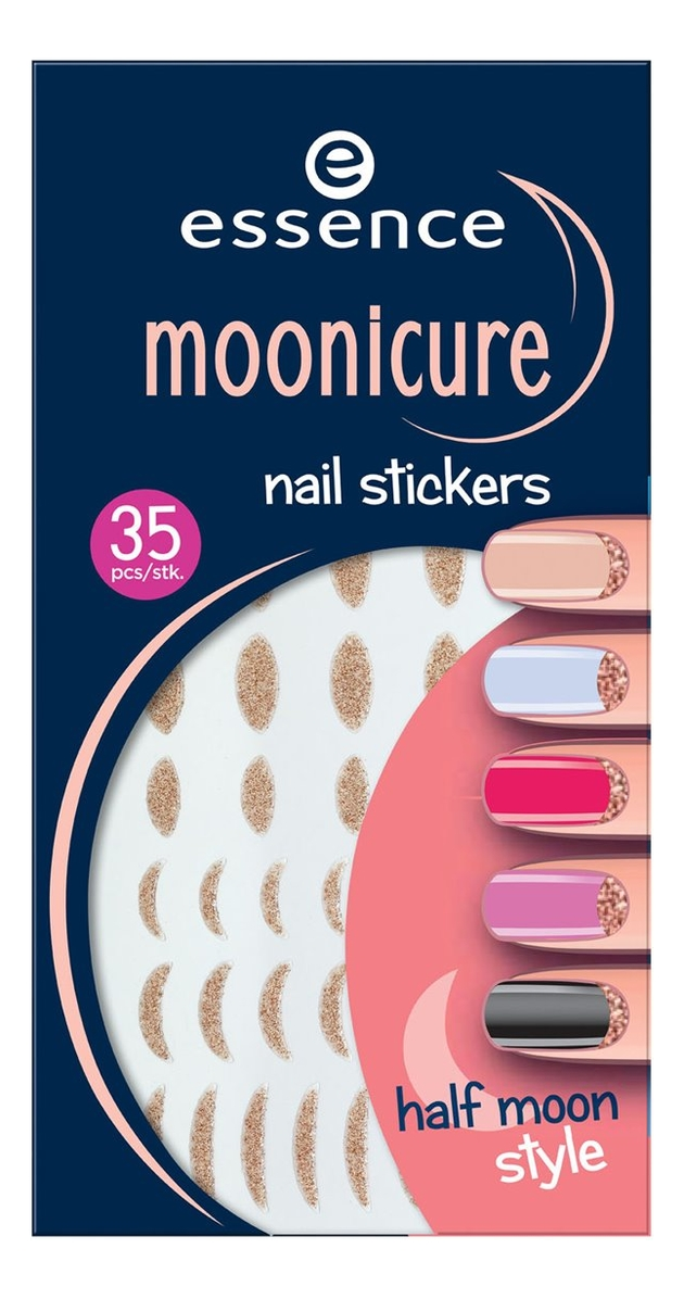 Наклейки для ногтей Moonicure Nail Stickers No01