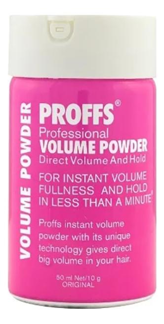 Купить Пудра для волос Wolume Powder 10г, PROFFS