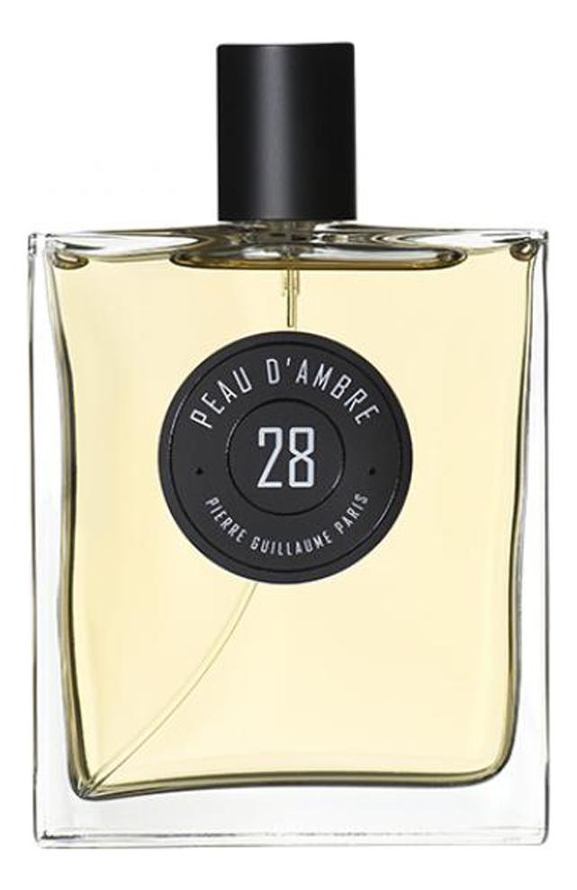 28 Peau D'Ambre: парфюмерная вода 100мл недорого