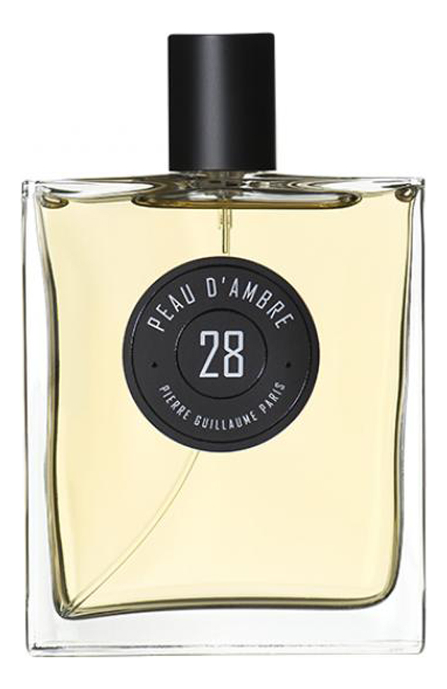 Купить Pierre Guillaume 28 Peau D'Ambre: парфюмерная вода 100мл