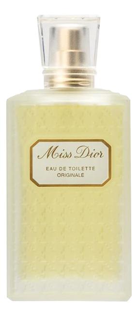 Christian Dior Miss Dior Originale: туалетная вода 100мл тестер christian dior fahrenheit absolute туалетная вода тестер 100 мл