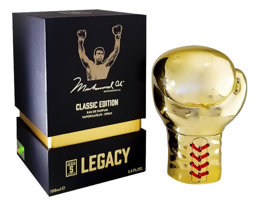 Muhammad Ali Round 5: парфюмерная вода 100мл