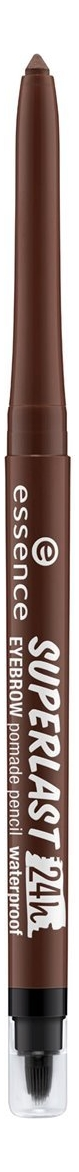 avant scene карандаш для бровей темно коричневый eyebrow pencil dark brown 1 3 гр Карандаш для бровей Superlast 24h Eyebrow Pomade Pencil 0,31г: 30 Dark Brown