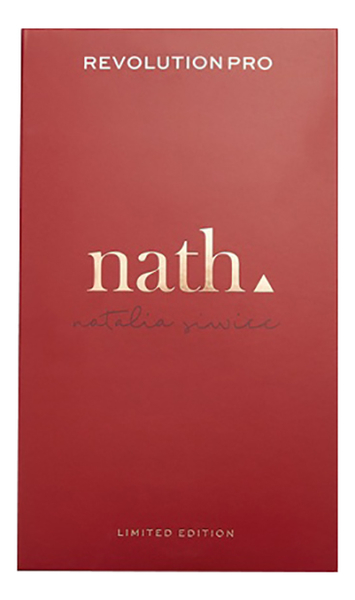 Купить Палетка теней для век Nath Eyeshadow Palette, Revolution PRO