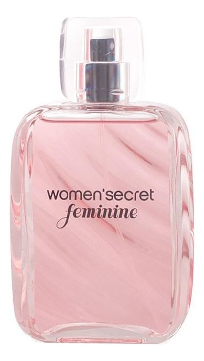 Women' Secret Feminine: туалетная вода 100мл тестер women secret feminine туалетная вода 100мл тестер