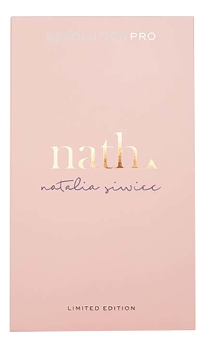 Купить Палетка для макияжа Nath Highlight & Contour Palette, Палетка для макияжа Nath Highlight & Contour Palette, Revolution PRO
