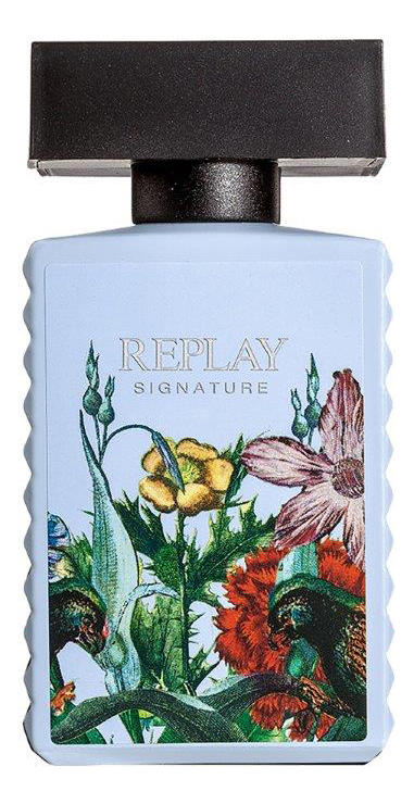 Replay Signature Secret: туалетная вода 100мл тестер women secret feminine туалетная вода 100мл тестер