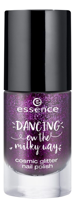 Лак для ногтей Dancing On The Milky Way Cosmic Glitter Nail Polish 8мл: 02