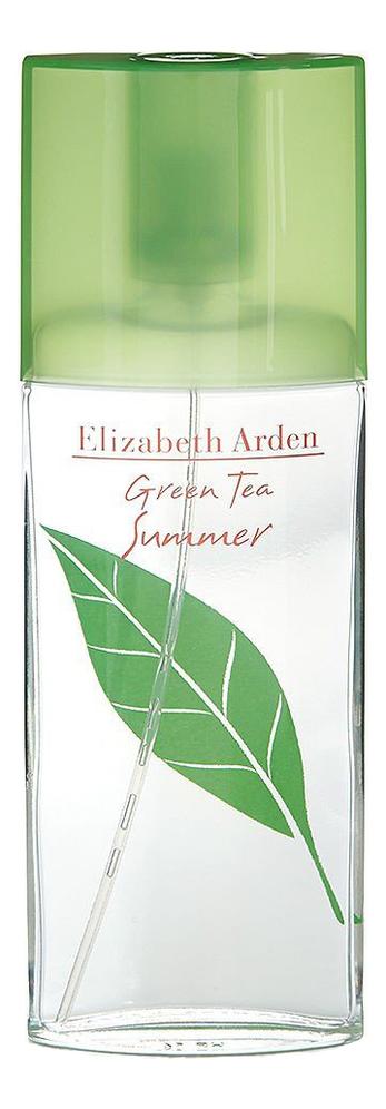 Elizabeth Arden Green Tea Summer: туалетная вода 100мл тестер