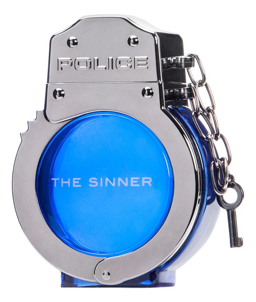 Police The Sinner For Men: туалетная вода 50мл тестер фото