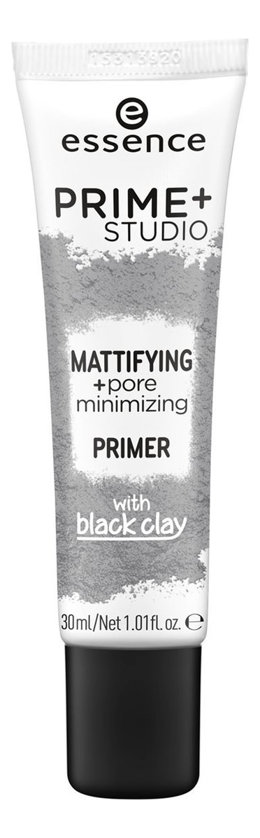 Матирующий праймер для лица Prime Studio Mattifying Pore Minimizing Primer With Black Clay 30мл smashbox photo finish pore minimizing primer