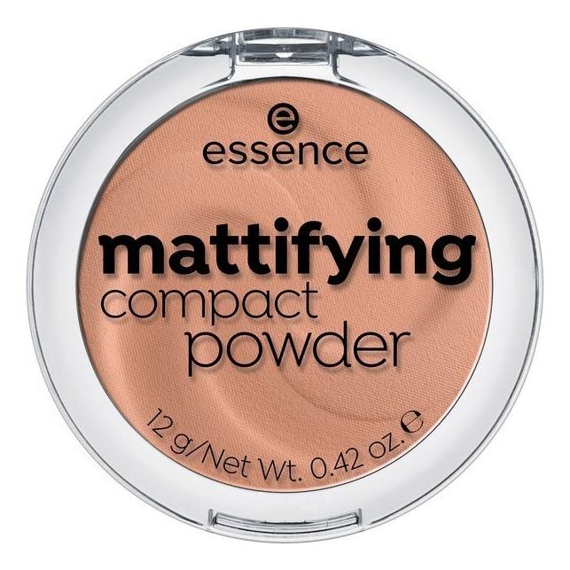 Компактная пудра для лица Mattifying Compact Powder 12г: 02 Soft Beige недорого