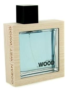 Dsquared2 He Ocean Wet Wood men: туалетная вода 50мл тестер dsquared2 he wood intense