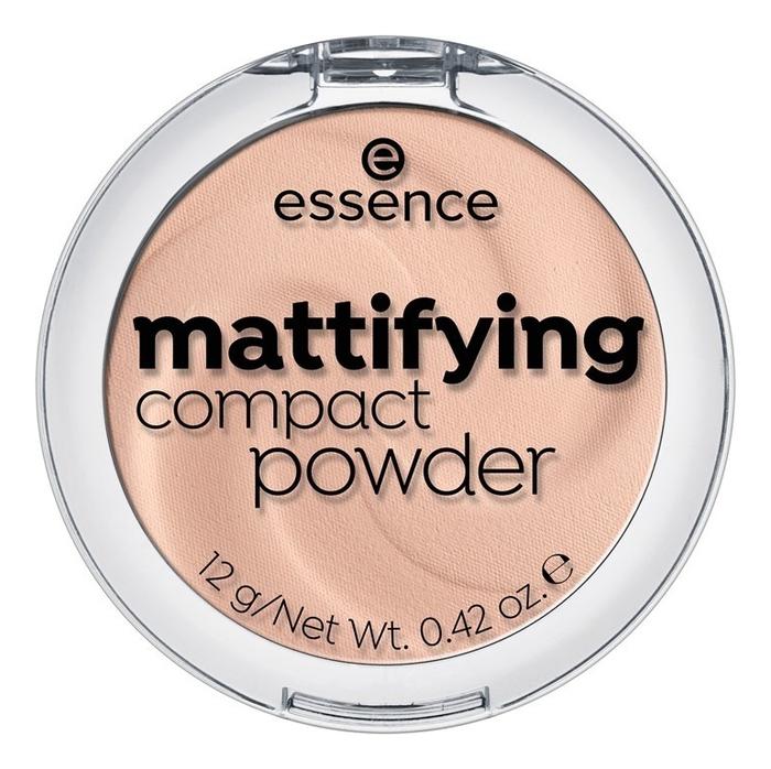 Компактная пудра для лица Mattifying Compact Powder 12г: 11 Pastel Beige недорого