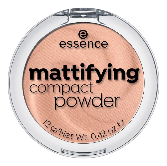 Компактная пудра для лица Mattifying Compact Powder 12г: 04 Perfect Beige недорого